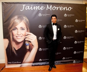 Jaime Moreno Art in fine jewelry Presentation of the Constellation collection at the Wellington Hotel on September 29th 2015-0001
