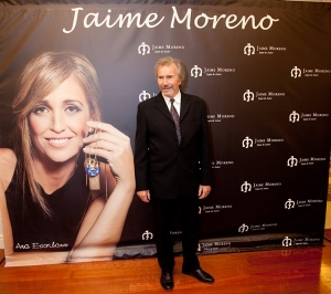 Jaime Moreno Art in fine jewelry Presentation of the Constellation collection at the Wellington Hotel on September 29th 2015-0004