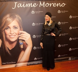 Jaime Moreno Art in fine jewelry Presentation of the Constellation collection at the Wellington Hotel on September 29th 2015-0005