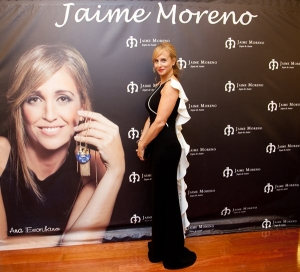 Jaime Moreno Art in fine jewelry Presentation of the Constellation collection at the Wellington Hotel on September 29th 2015-012