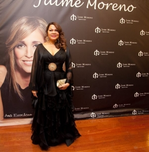 Jaime Moreno Art in fine jewelry Presentation of the Constellation collection at the Wellington Hotel on September 29th 2015-018