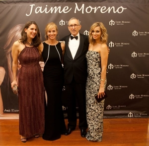 Jaime Moreno Art in fine jewelry Presentation of the Constellation collection at the Wellington Hotel on September 29th 2015-021