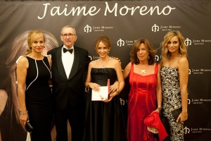 Jaime Moreno Art in fine jewelry Presentation of the Constellation collection at the Wellington Hotel on September 29th 2015-022