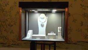 Jaime Moreno Art in fine jewelry Presentation of the Constellation collection at the Wellington Hotel on September 29th 2015-Jewel-002