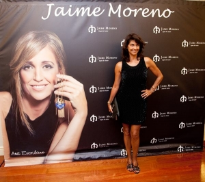 Jaime Moreno Art in fine jewelry Presentation of the Constellation collection at the Wellington Hotel on September 29th 2015-0003