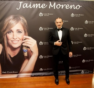 Jaime Moreno Art in fine jewelry Presentation of the Constellation collection at the Wellington Hotel on September 29th 2015-0008