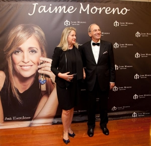 Jaime Moreno Art in fine jewelry Presentation of the Constellation collection at the Wellington Hotel on September 29th 2015-0010