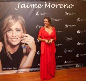 Jaime Moreno Art in fine jewelry Presentation of the Constellation collection at the Wellington Hotel on September 29th 2015-015
