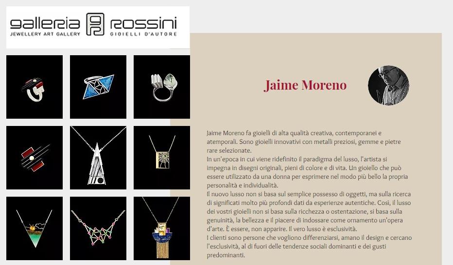 Jaime-Moreno-Art-in-Fine-Jewelry-Galleria-Rossini-Italy-Milano