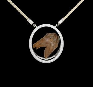 Jaime-Moreno-Unique-Pieces-of-Art-in-Fine-Jewelry-Bucephalus-Pendant-C117-N-2