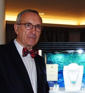 Jaime Moreno Unique Pieces of Art in Jewelry - Contact