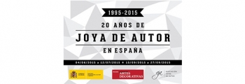 Collective Exhibition: 20 Years of Author Jewelry in Spain MNAD 2015