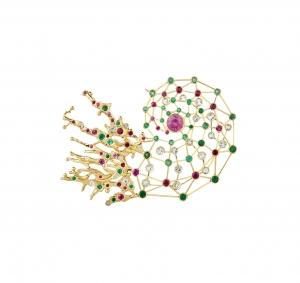 Jaime-Moreno-Art-in-Fine-Jewelry-Constellation-Brooch-B23-B