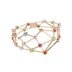 Jaime Moreno Unique Pieces of Art in Fine Jewelry Constellation Bracelet PU6 B
