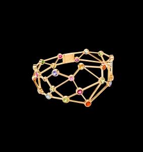 Jaime Moreno Unique Pieces of Art in Fine Jewelry Constellation Bracelet PU6 N