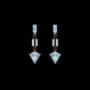 Jaime Moreno Unique Pieces of Art in Fine Jewelry Friendship Earrings P21 N