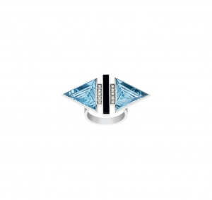 Jaime Moreno Unique Pieces of Art in Fine Jewelry Friendship Ring A37 B