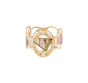 Jaime Moreno Unique Pieces of Art in Fine Jewelry Princess Bracelet PU4 B