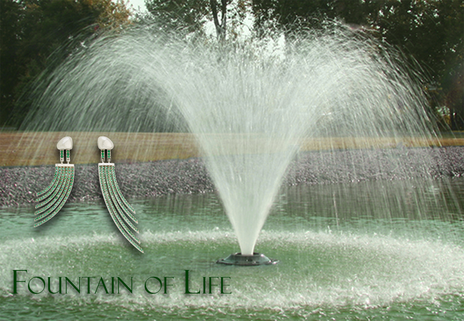 Jaime-Moreno-Unique-Pieces-of-Art-in-Jewelry-Fountain-of-Life-Earrings-No-logo