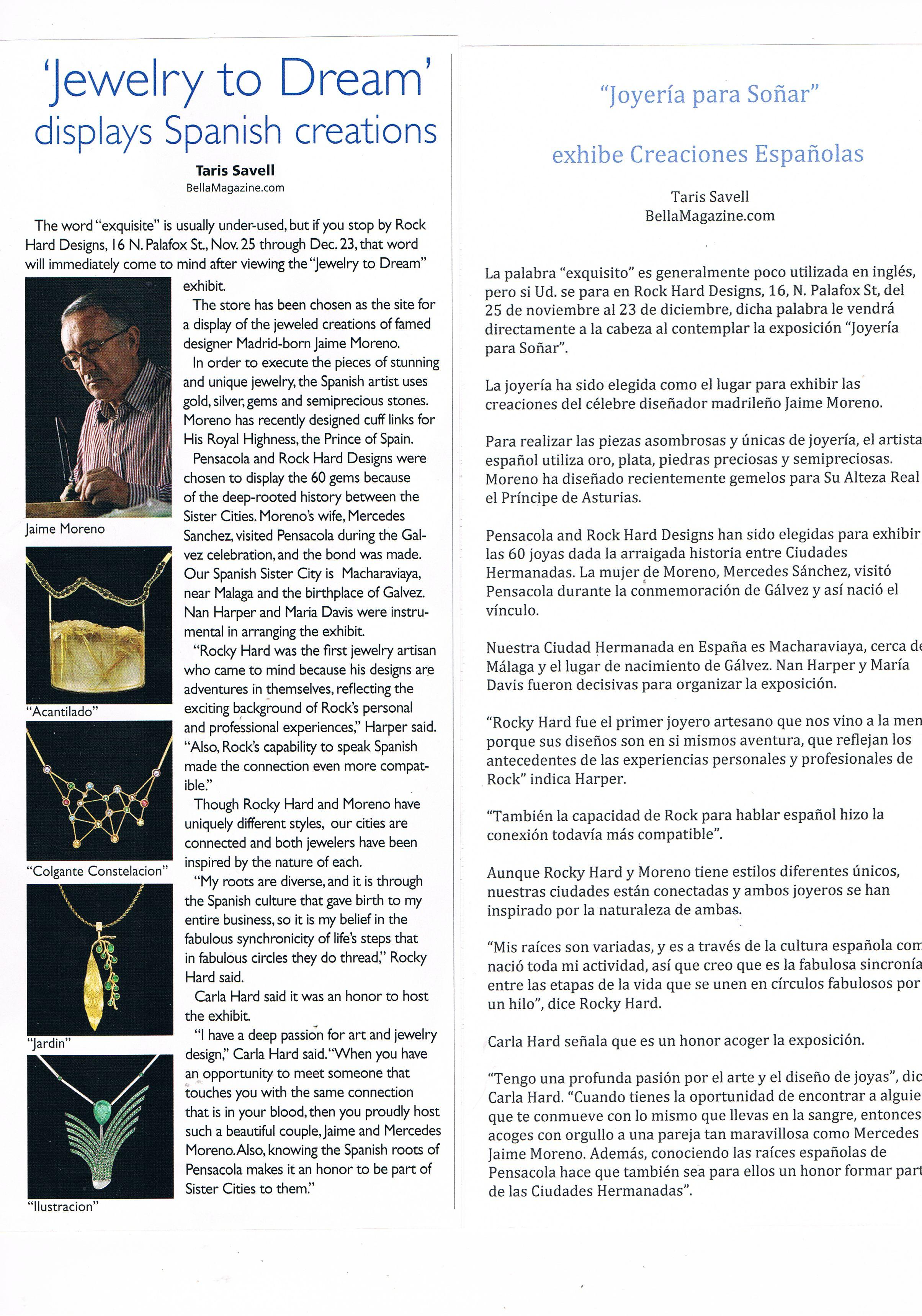 Bella Magazine Pensacola