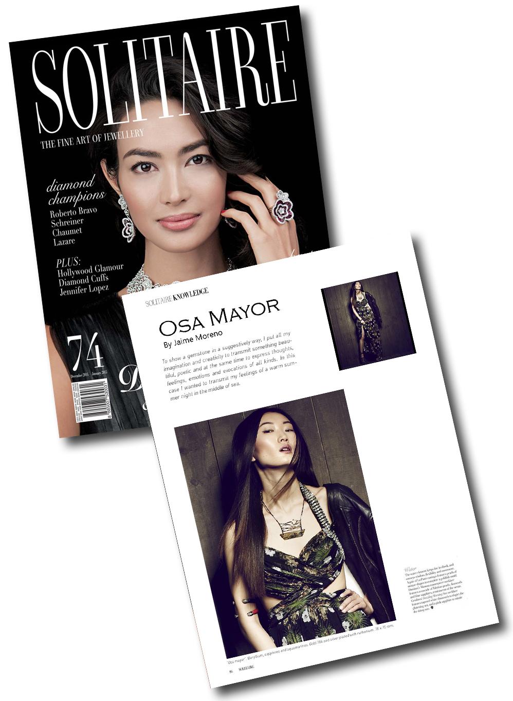 Solitarie Magazine Singapore