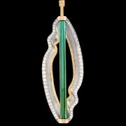 Jaime Moreno Unique Pieces of Art in Fine Jewelry Smile Pendant C104 N