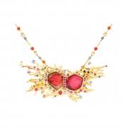 Jaime Moreno Unique Pieces of Art in Fine Jewelry Stars Collision Necklace C100 B
