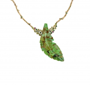 Jaime-Moreno-Art-in-Fine-Jewelry-Fuits-of-the-forrest-Necklace-C122-B