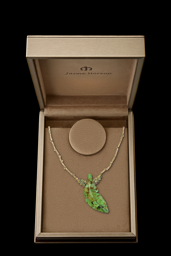 Jaime-Moreno-Art-in-Fine-Jewelry-Fuits-of-the-forrest-Necklace-C122-Packaging