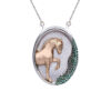 Jaime-Moreno-Art-in-Fine-Jewelry-Spanish-Luxury-Pendant-Pegaso-Los-Arcos-Pure-Spanish-Breed-Horse-b