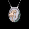 Jaime-Moreno-Art-in-Fine-Jewelry-Spanish-Luxury-Pendant-Pegaso-Los-Arcos-Pure-Spanish-Breed-Horse-n