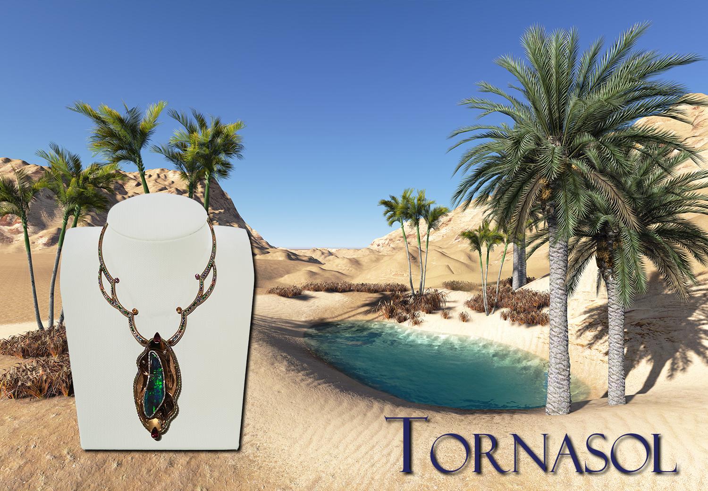 Jaime-Moreno-Art-in-Fine-Jewelry-Tornasol-Poster