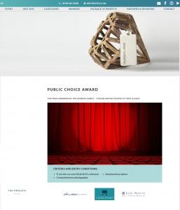 Jaime Moreno - Art in Fine Jewelry - Four Seasons Necklace - Inhorgenta Award 2019 - Public Choice Award Finalist