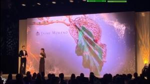 Jaime Moreno - Art in Fine Jewelry - Four Seasons Necklace - Inhorgenta Award 2019 - Public Choice Award Finalist Gala