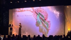 Jaime Moreno - Art in Fine Jewelry - Four Seasons Necklace - Inhorgenta Award 2019 - Public Choice Award Gala 2nd Finalist