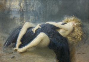 Jaime-Moreno-Art-in-Fine-Jewelry-Leda-and-the swan-2
