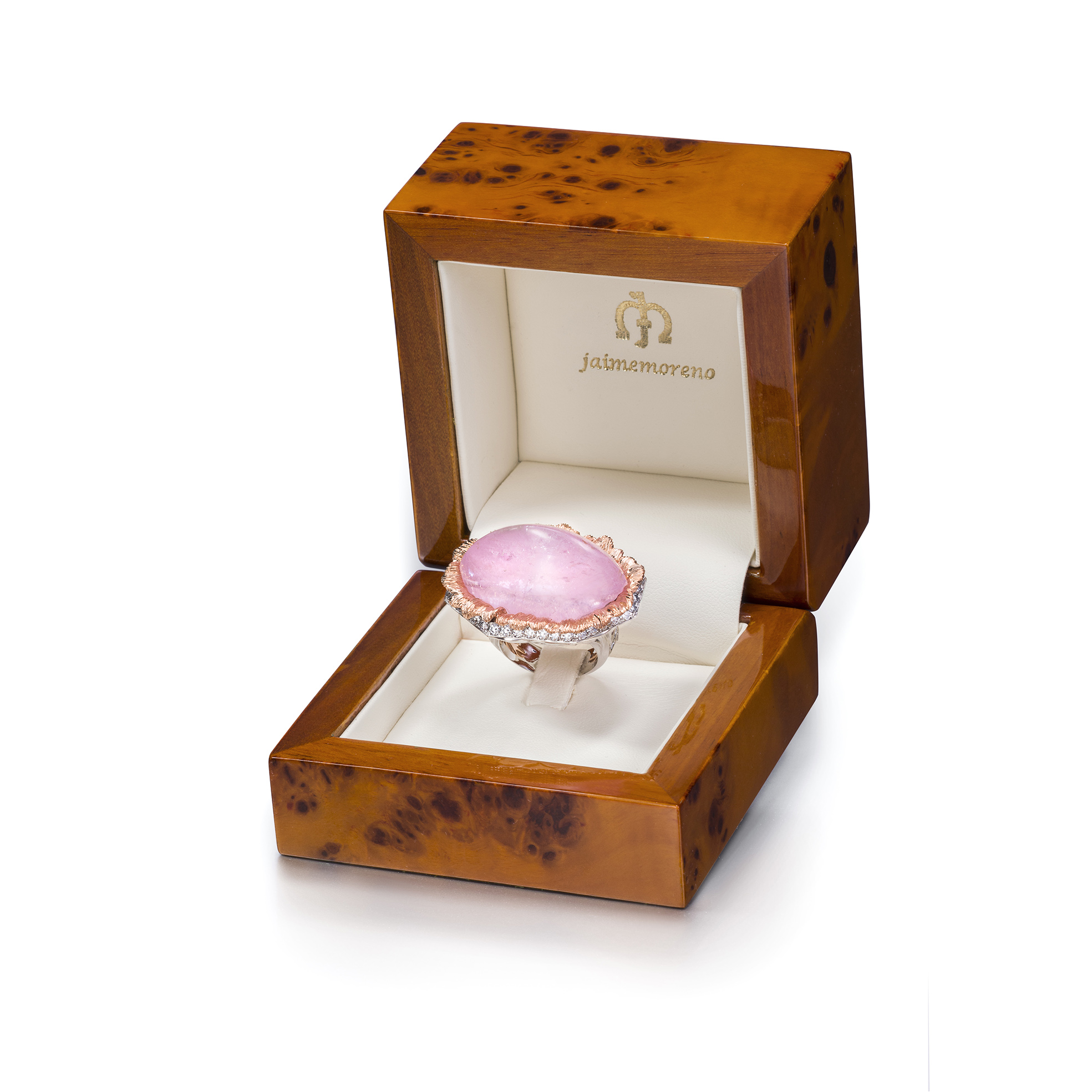 Jaime-Moreno-Art-in-Fine-Jewelry-Pink-Tourmaline-Flower-Packaging