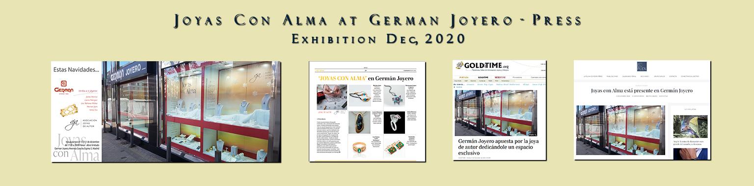 Joyas Con Alma at German Joyero - Press